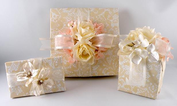 Wedding Gift Packaging Ideas