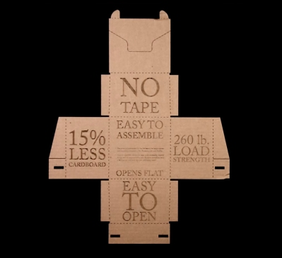 minimum cardboard packaging for pizza
