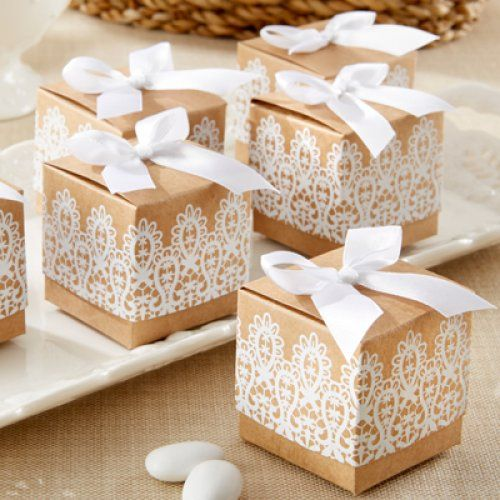 Wedding Cake Boxes: Our favourite designs